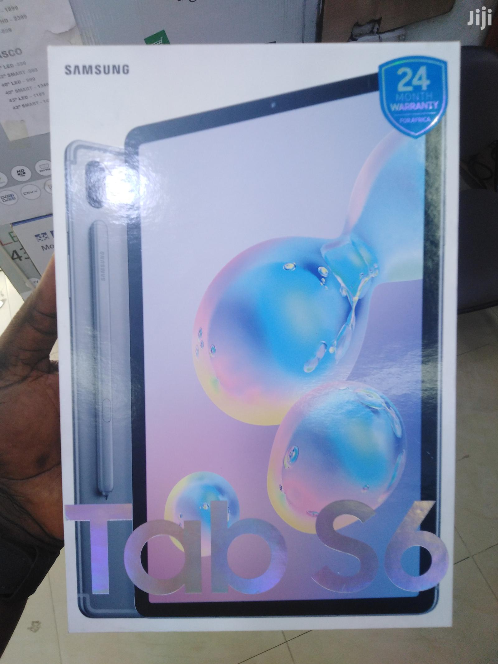 New Samsung Galaxy Tab S6 128 GB | Tablets for sale in Adabraka, Greater Accra, Ghana