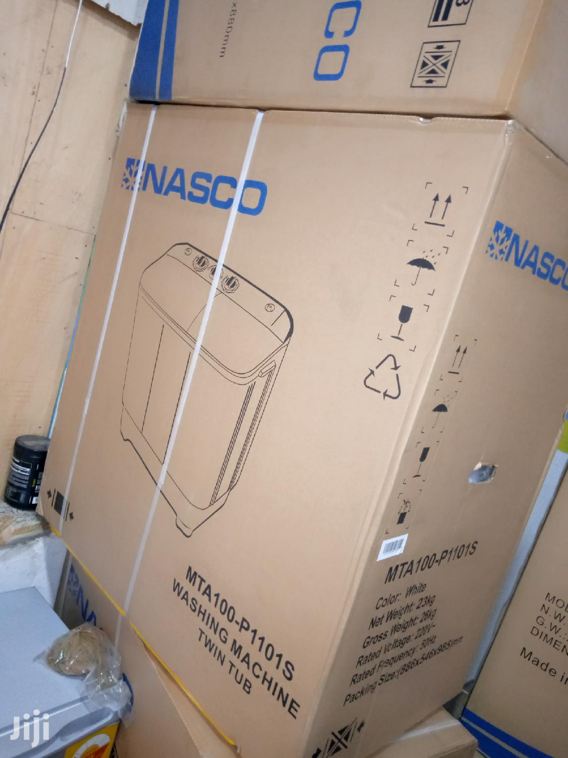 Super=Nasco New 10kg Washing Machine