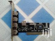 Pci USB Card-3.0 Speed | Computer Hardware for sale in Greater Accra, Tesano