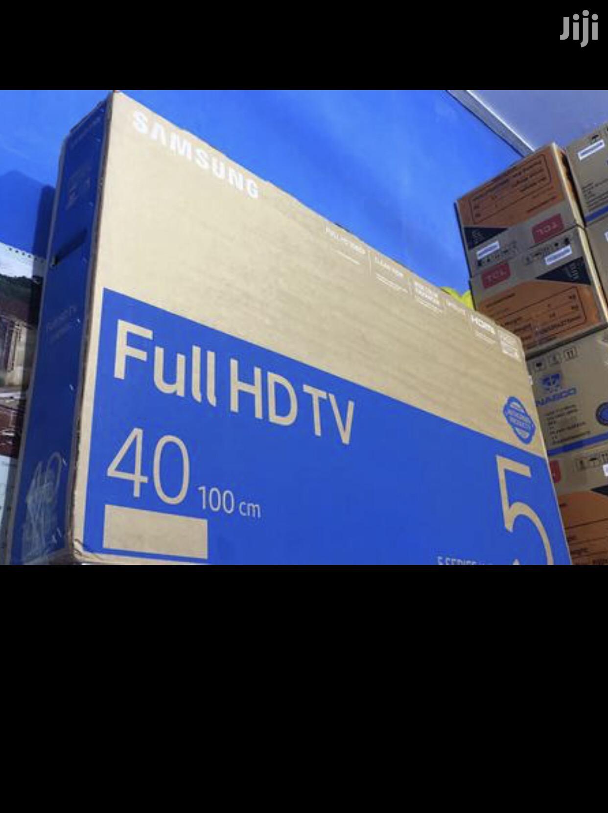"BRAND NEW SAMSUNG 40"" Full Hd Satellite Digital Led Tv Original"
