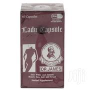 Dr. James Lady Capsules Skin White & Beauty Face 500 MG (60 Capsules) | Skin Care for sale in Ashanti, Kumasi Metropolitan