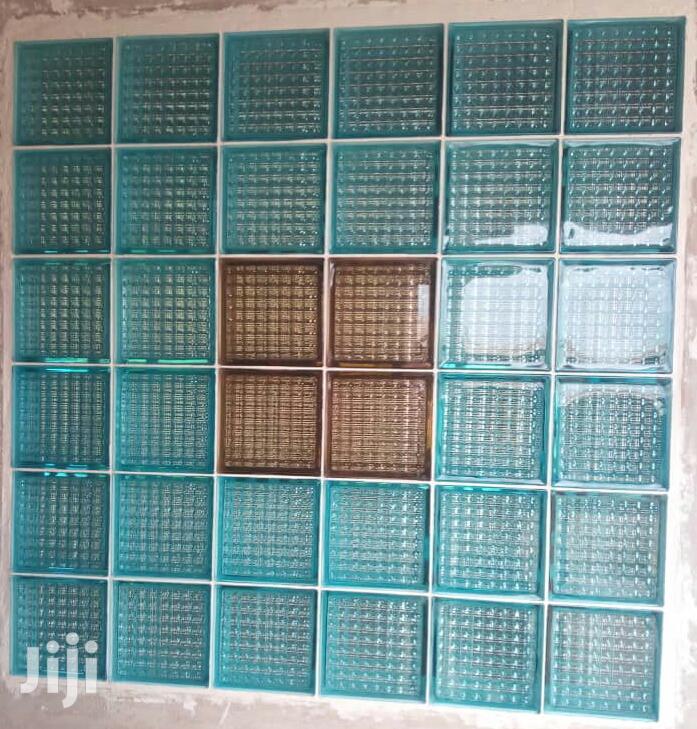 Glass Blocks Installer / Installation