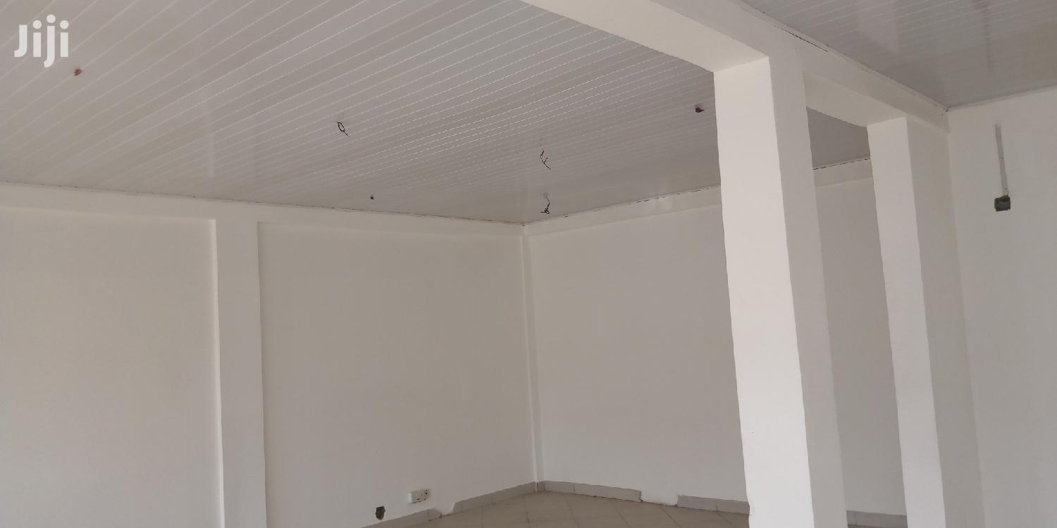 Archive: Spacious Shop To Let At CHRISTIAN Village Junction Near The Roadside