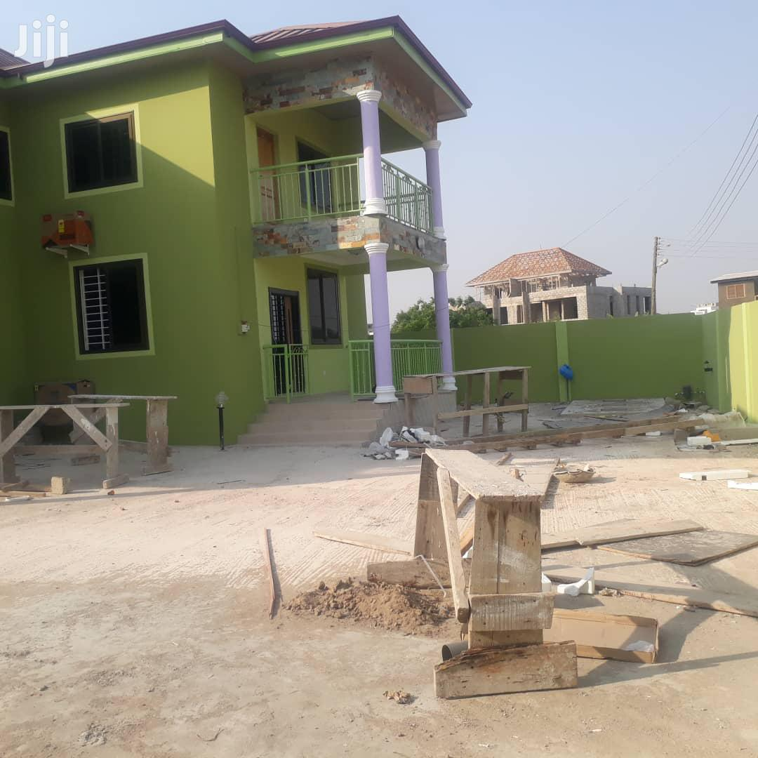 Archive: 6 Bedrooms Mansion For Rent East Airport (Tseado)