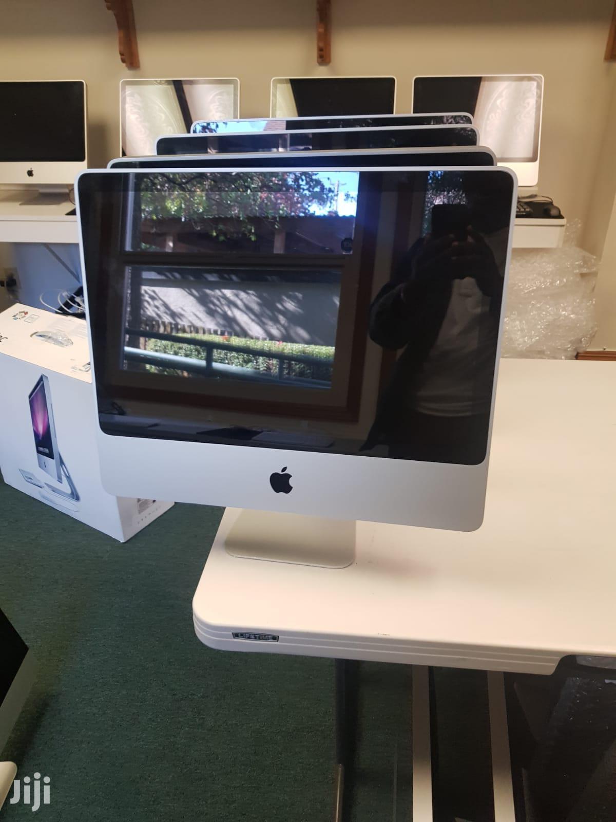Archive: New Desktop Computer Apple iMac 4GB Intel Core 2 Duo HDD 250GB