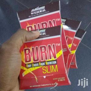 Burn Slim Weight Loss Product | Vitamins & Supplements for sale in Ashanti, Kumasi Metropolitan