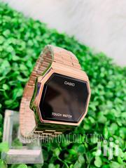 Casio Touch Watch Rosegold | Watches for sale in Greater Accra, Adenta Municipal