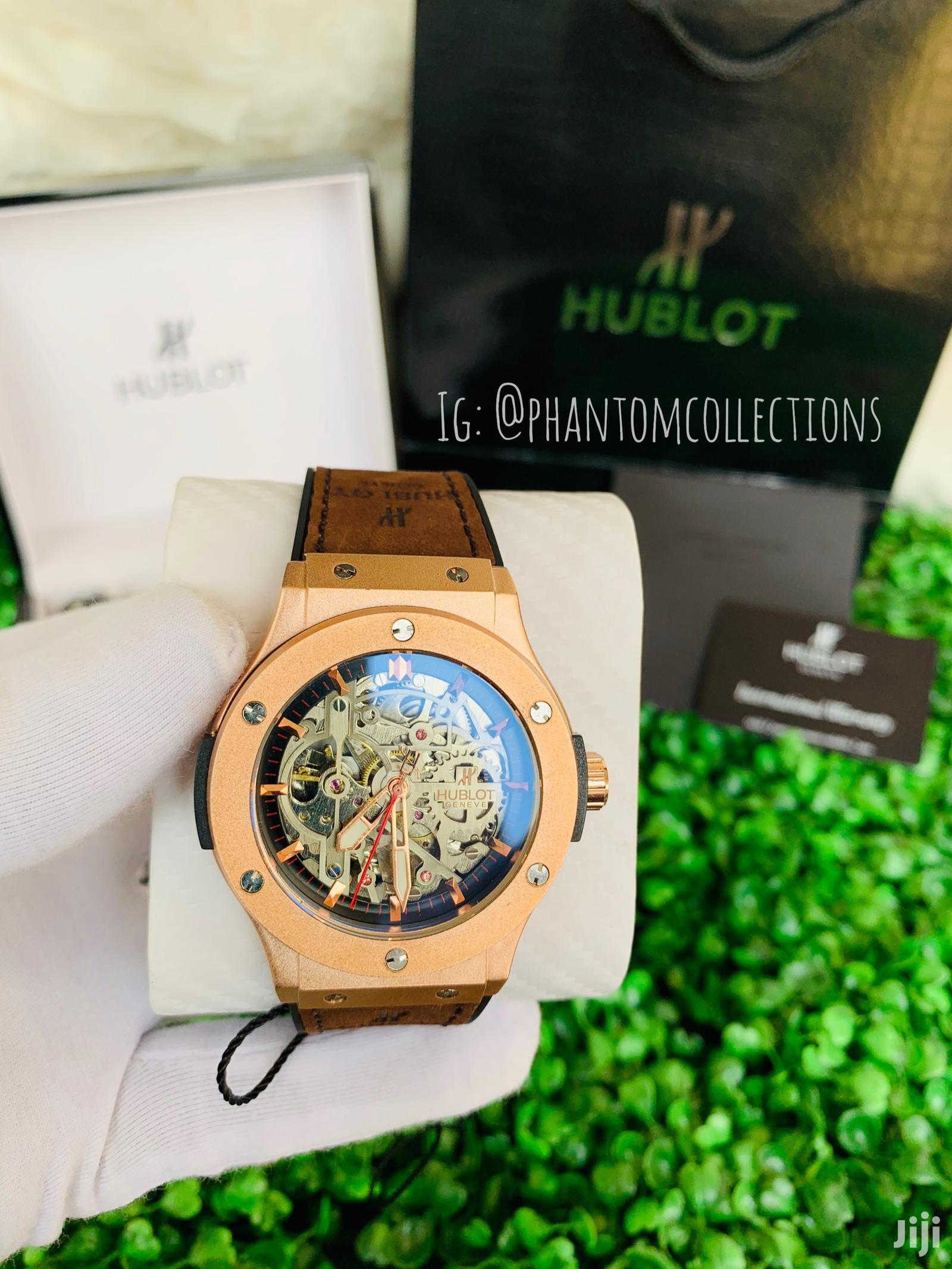 Hublot Engine Watch | Watches for sale in Adenta Municipal, Greater Accra, Ghana