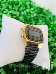 Casio Illuminator Gold/Black | Watches for sale in Greater Accra, Adenta Municipal