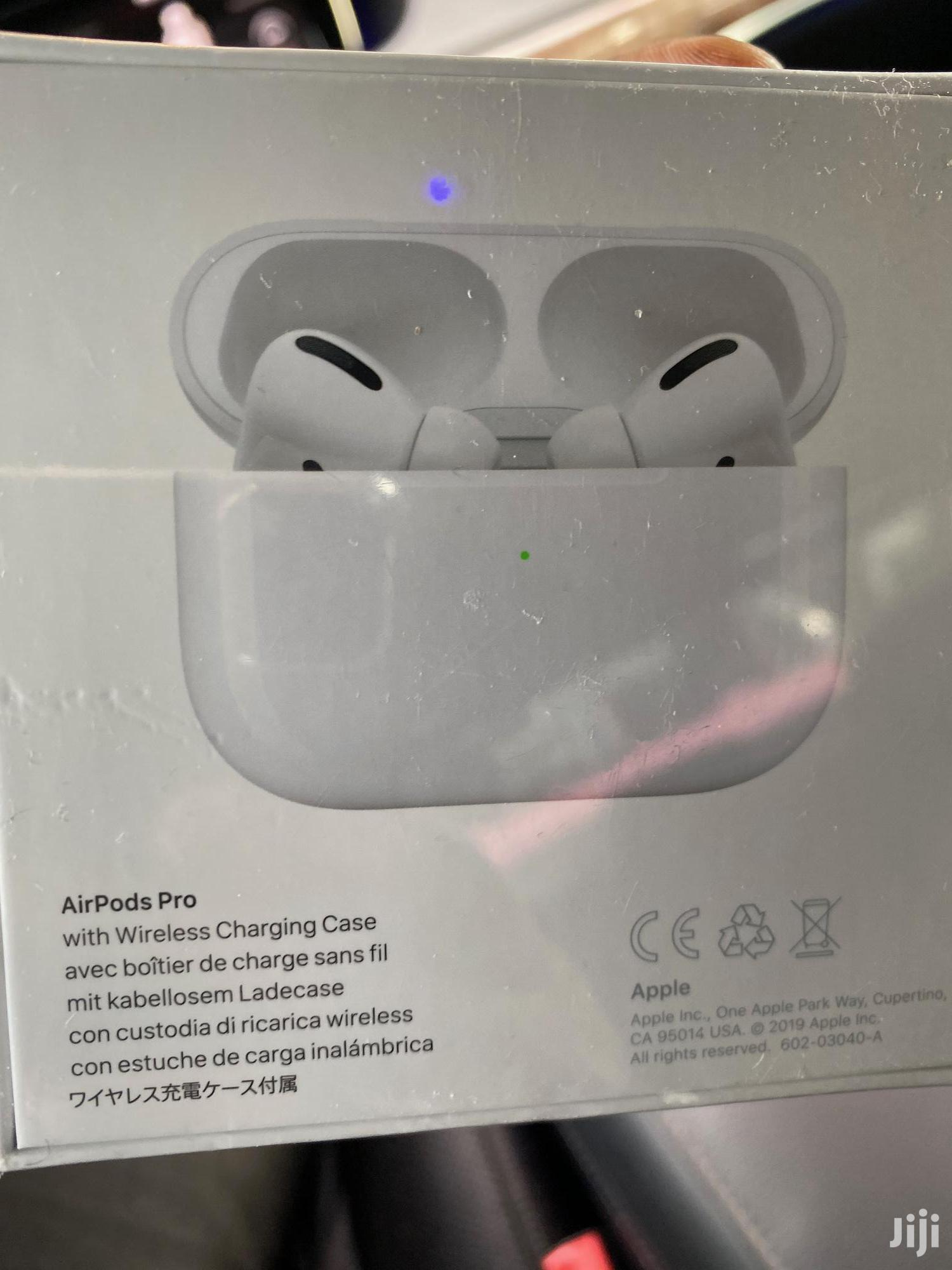 Airpod 2 With Wireless Charging Case | Headphones for sale in East Legon, Greater Accra, Ghana