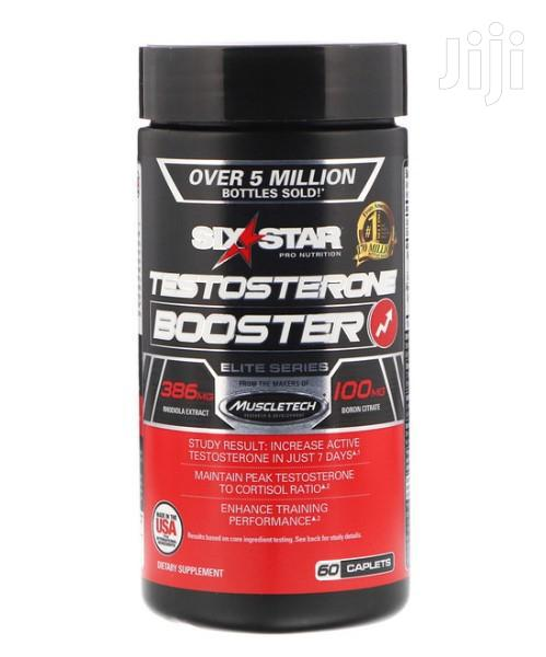Archive: Supplement: Six Star Testosterone Booster