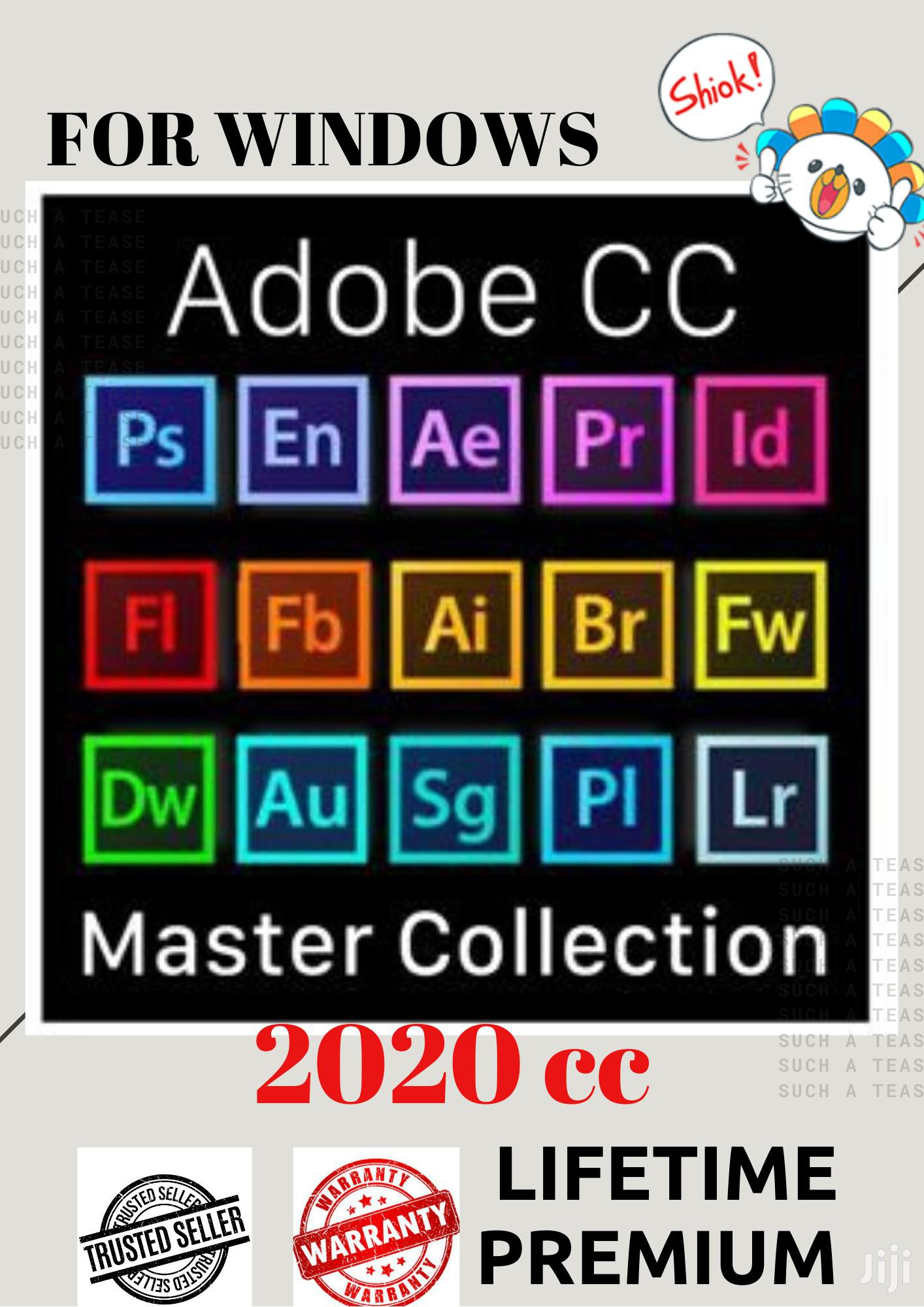 Adobe Master Collection (2020)