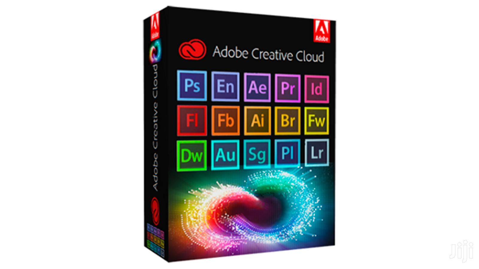 Adobe Master Collection (2020) | Software for sale in East Legon, Greater Accra, Ghana