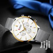 Curren CURREN 8340 Man Watch Man Sport Watch Man Waterproof   Watches for sale in Ashanti, Kumasi Metropolitan