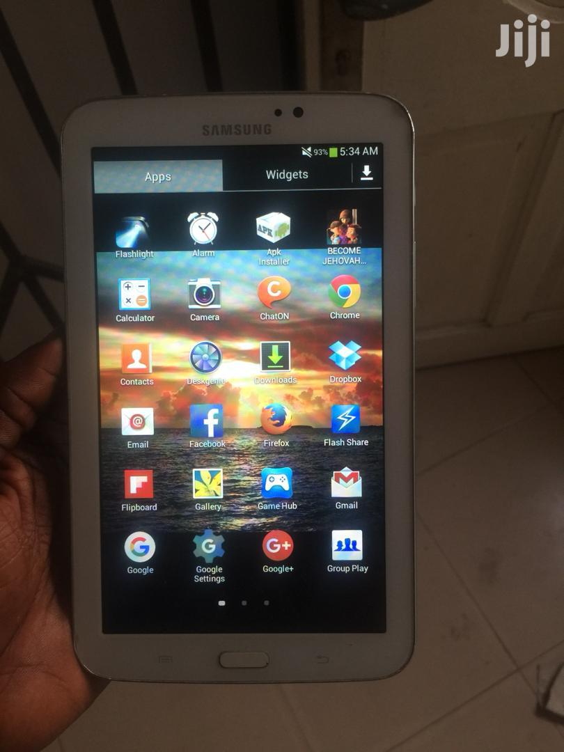 Samsung Galaxy Tab 3 7.0 WiFi 8 GB White | Tablets for sale in North Kaneshie, Greater Accra, Ghana