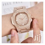 Luxury Quartz Wristwatch - Gold | Watches for sale in Ashanti, Bosomtwe