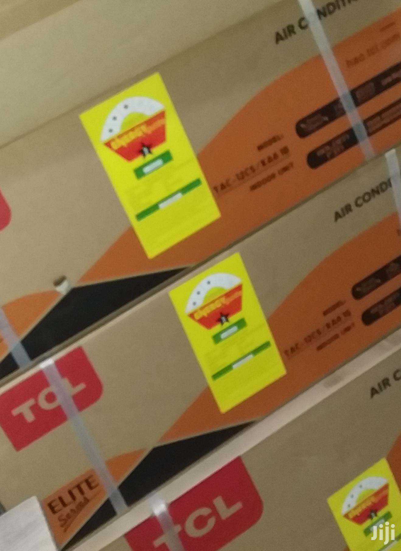 Anti Rust TCL 1.5hp Split Air Conditioner Split R22 Gas