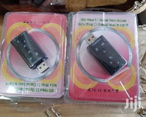 Usb Sound Adapter   Computer Accessories  for sale in Greater Accra, Achimota