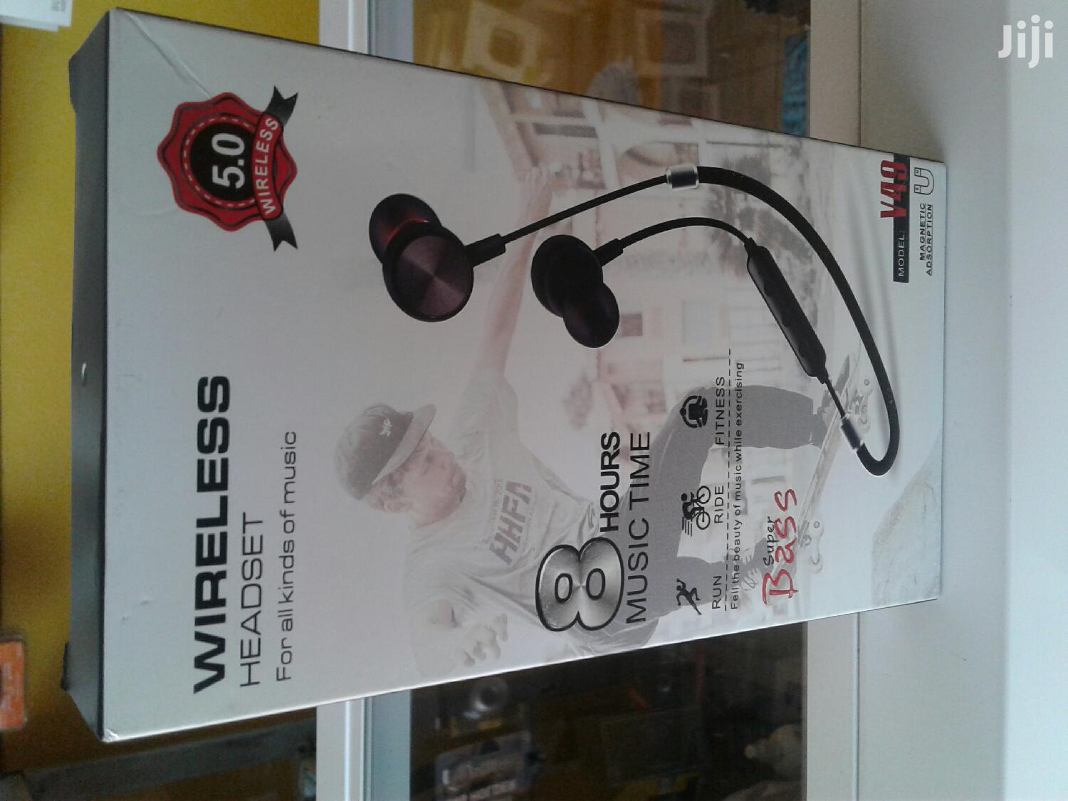 Archive: Super Bass V49 Wireless Headset