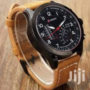 Curren Leather Watch | Watches for sale in Ashanti, Kumasi Metropolitan