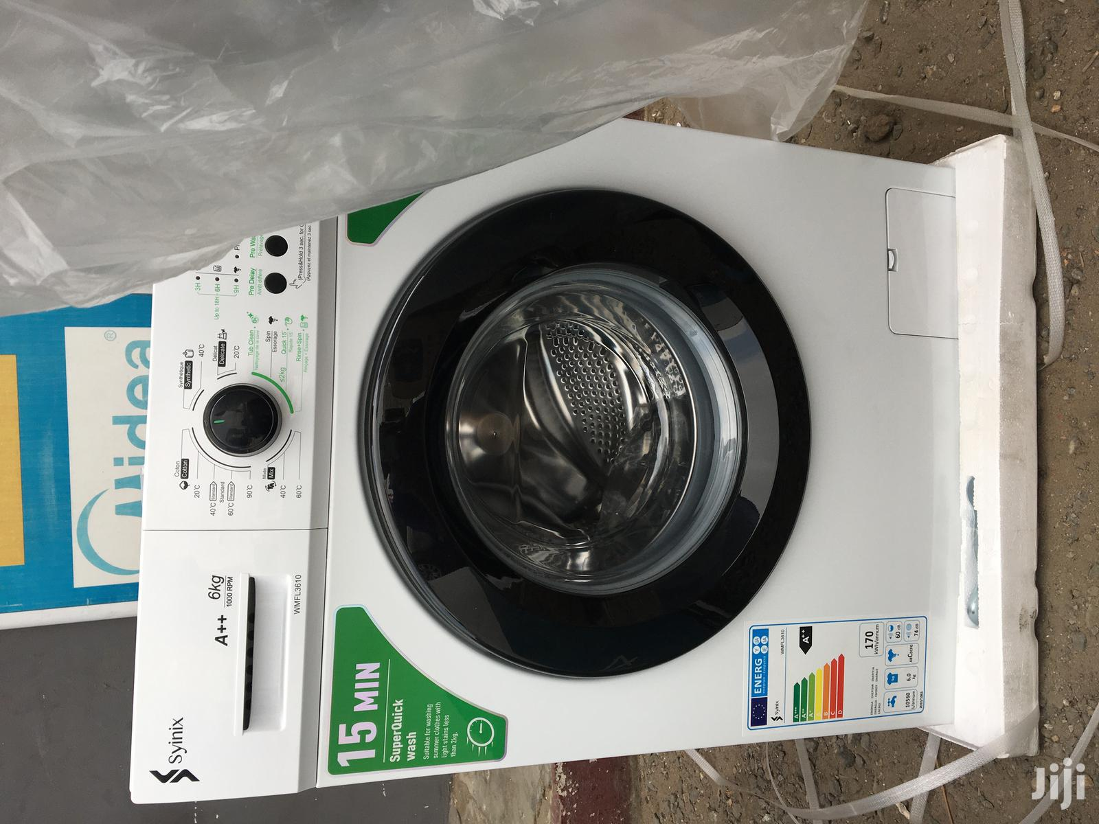 Syinix Washing Machine (S 7610) 6kg | Home Appliances for sale in Adabraka, Greater Accra, Ghana