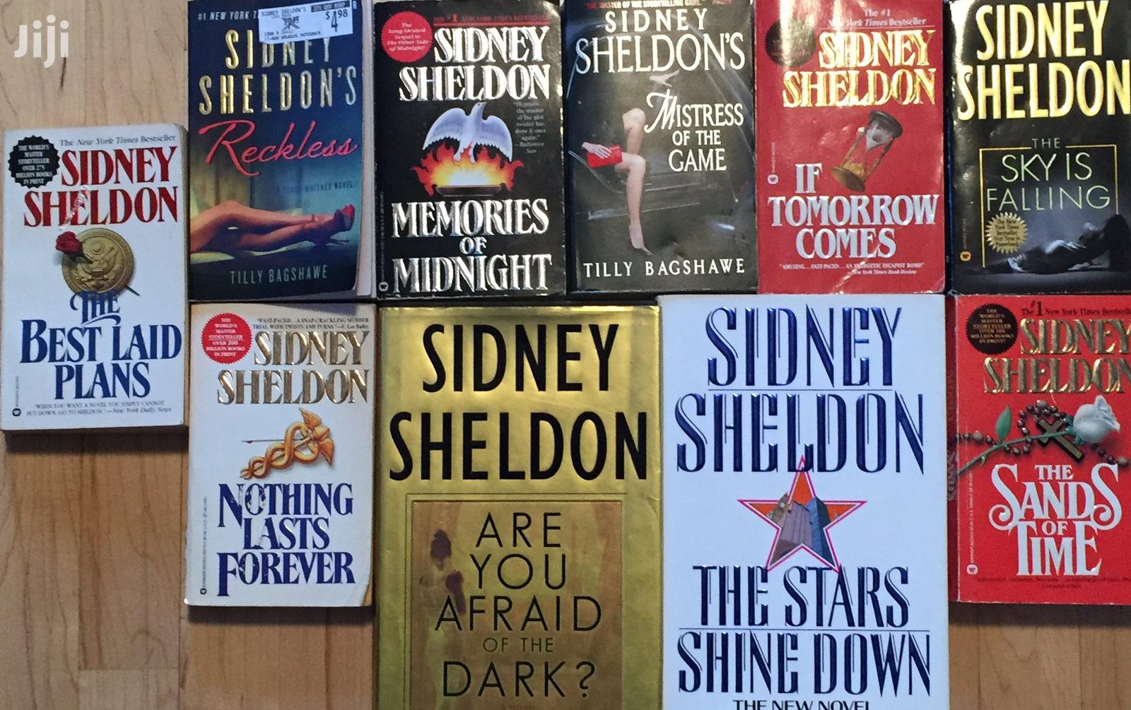 Sidney Sheldon Thriller Novel Collection 10 Book Set (E-Books)