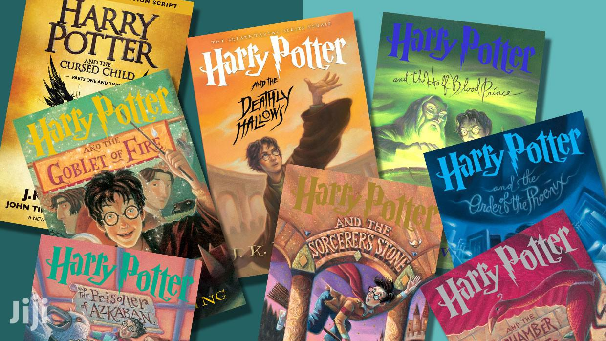 Harry Potter Complete Collection (E-Book and Audio-Books)
