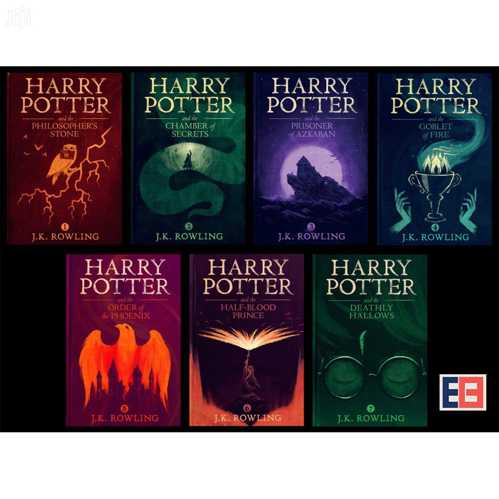 Harry Potter Complete Collection (E-Book and Audio-Books) | Books & Games for sale in East Legon, Greater Accra, Ghana