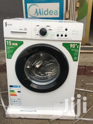 Syinix S7610 6kg Front Load Fully Automatic Washing Machine   Home Appliances for sale in Greater Accra, Adabraka