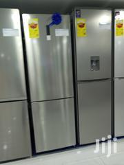 Midea HD 400 Stainless Fridge Bottom Freezer | Kitchen Appliances for sale in Greater Accra, Roman Ridge
