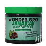 Wonder Gro Jamaican Black Castor Oil Hair And Scalp Conditioner- 340g. | Hair Beauty for sale in Greater Accra, Achimota