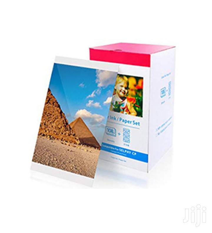 Canon Selphy CP1000 Photo Paper