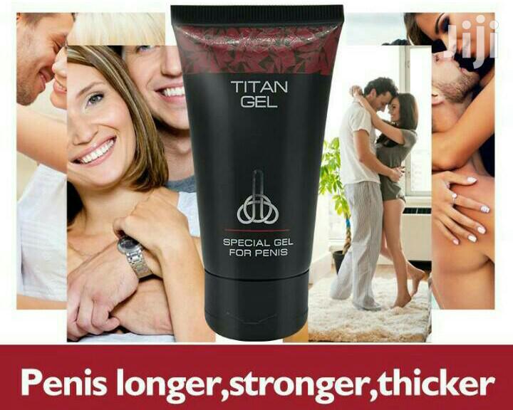 Russian Titan Gel Bigger Penis