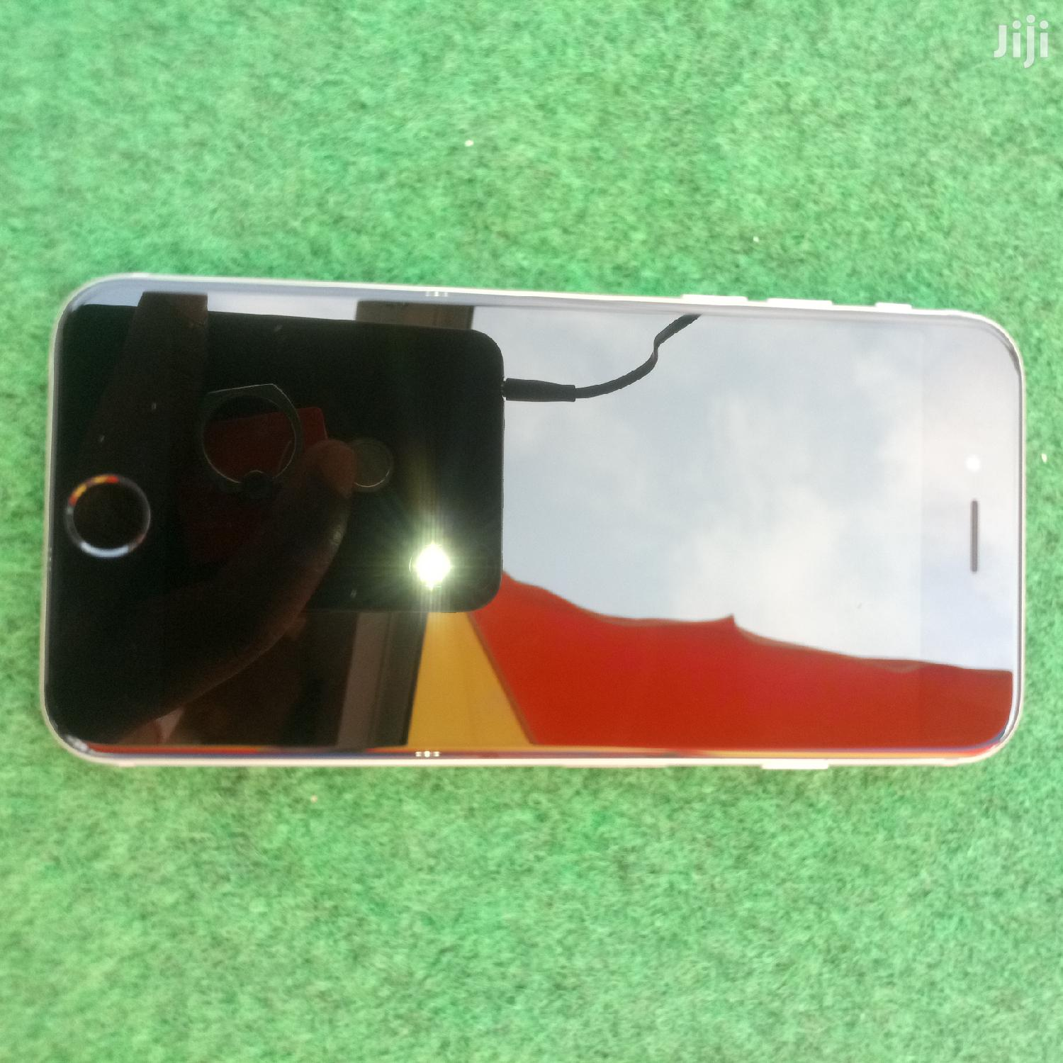 Apple iPhone 6 32 GB Silver | Mobile Phones for sale in Teshie-Nungua Estates, Greater Accra, Ghana