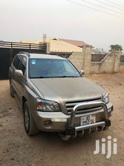 Toyota Highlander 2004 Brown   Cars for sale in Ashanti, Kumasi Metropolitan