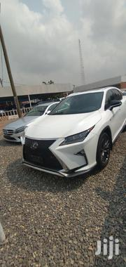Lexus RX 350 F SPORT AWD 2019 White | Cars for sale in Greater Accra, East Legon