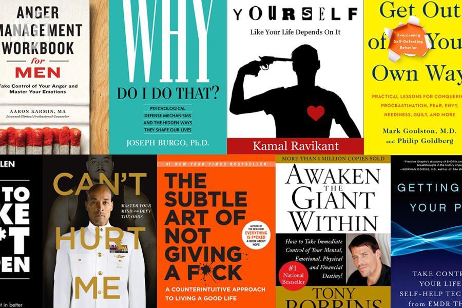 Personal Development Self-Help (E-Books)