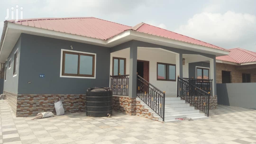 Four Bedroom Executive Duplex For 1year Kasoa