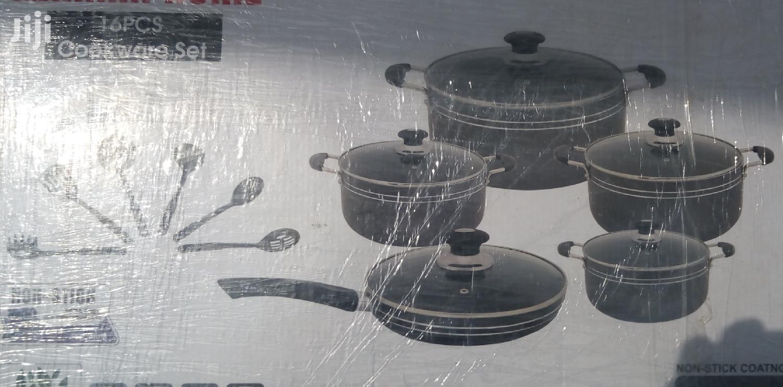16pcs Non Stick Cooking Utensils Set