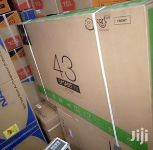 """New Syinix 43"""" Smart Android TV Digital Satellite LED TV 