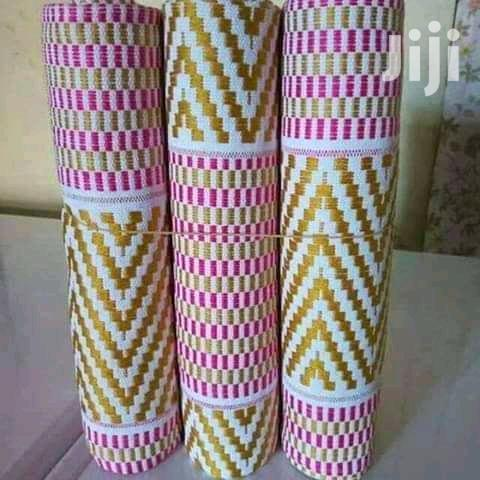 Collection Of Weaved Kente Cloth