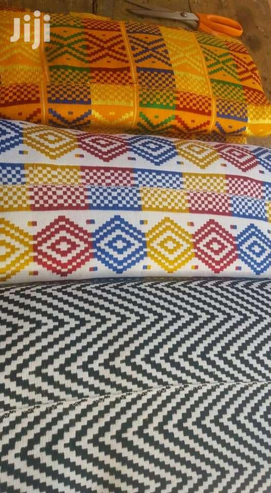Collection Of Weaved Kente Cloth   Clothing for sale in Labadi-Aborm, Greater Accra, Ghana