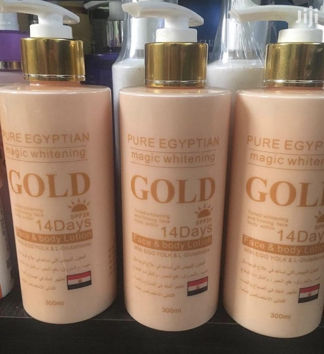 Purec Egyptian Magic Whitening Lotion | Skin Care for sale in Airport Residential Area, Greater Accra, Ghana