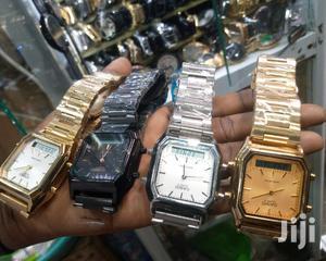 Original Rolex Watch + Digital