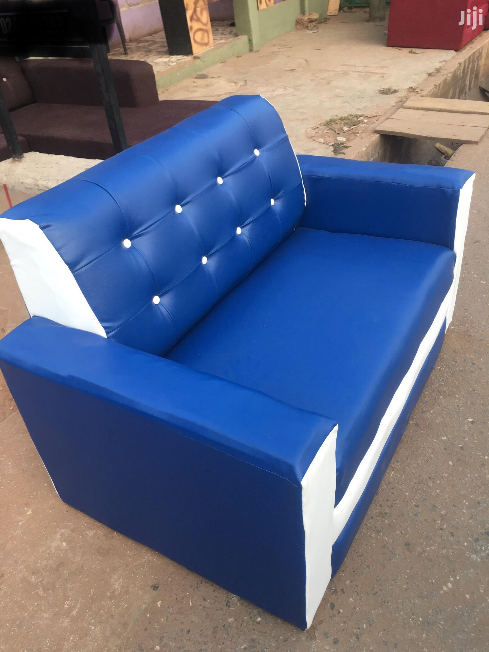 Quality 2in 1 Sofa at a Cool Price With Free Delivery. | Furniture for sale in Bubuashie, Greater Accra, Ghana