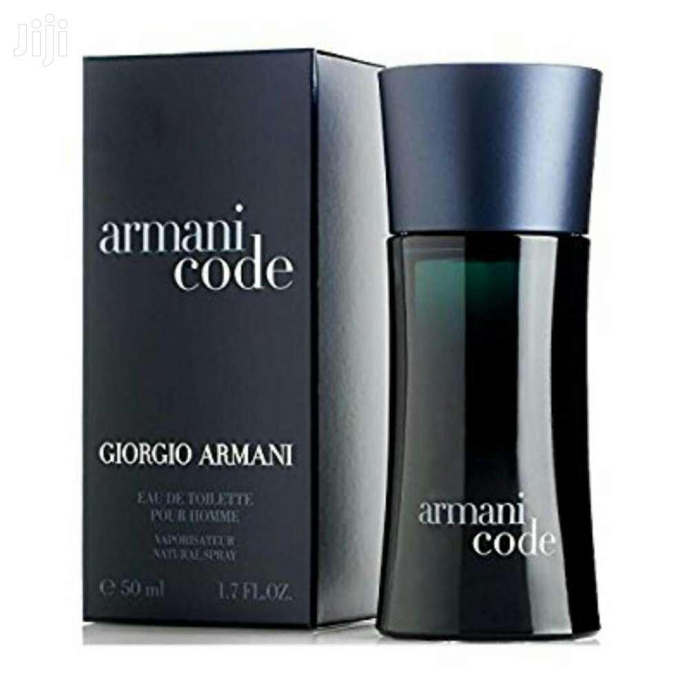 Giorgio Armani Men's Oil 75 ml