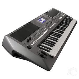 Yamaha Keyboard Musical Digital With Adaptor Psr-S670y