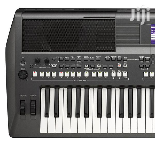 Yamaha Keyboard Musical Digital With Adaptor Psr-S670y | Musical Instruments & Gear for sale in Adenta Municipal, Greater Accra, Ghana