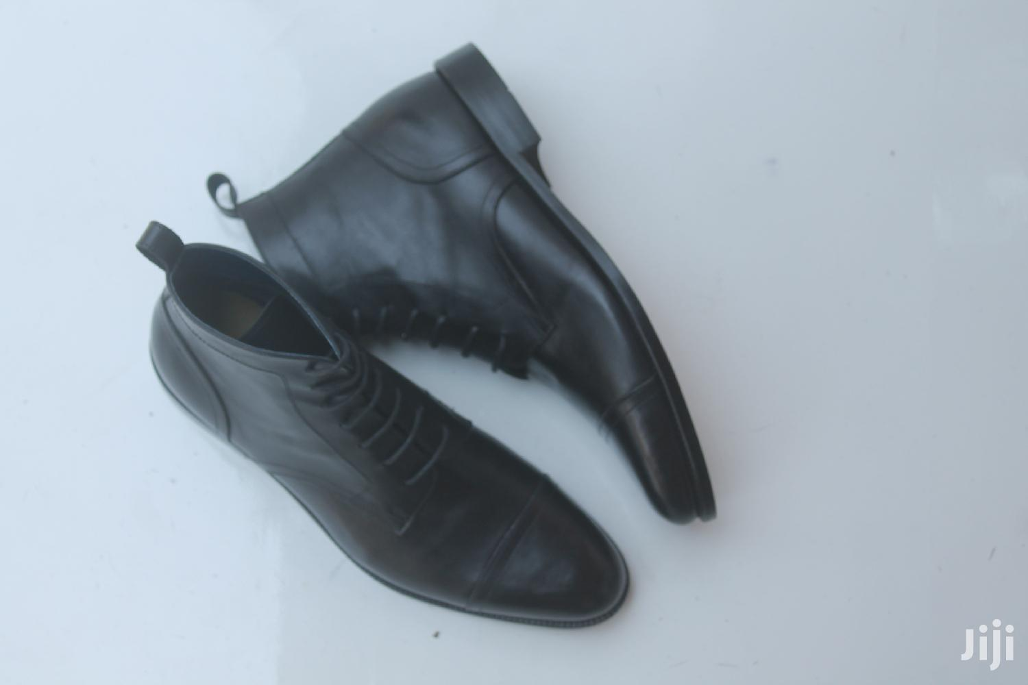 Premium and Durable Men Leather Boots | Shoes for sale in Accra Metropolitan, Greater Accra, Ghana