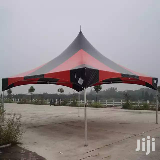 Red Tents Marquee